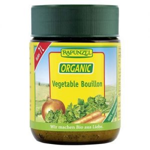 Rapunzel Vegetable Bouillon Broth Powder 125G