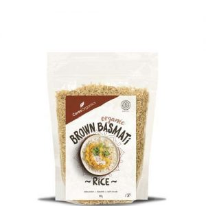 Ceres Organics Basmati Brown Rice 500G