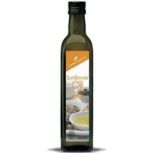 Ceres Organics Sunflower Oil 500ML
