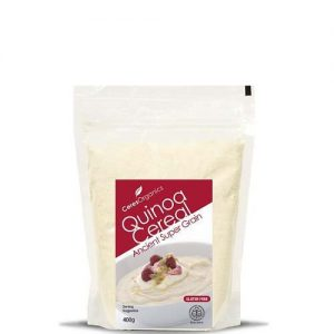 Ceres Organics Quinoa Cereal 400G