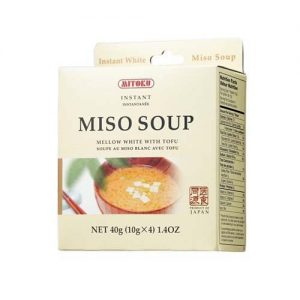 Instant Miso Soup Mellow White With Tofu 100G X