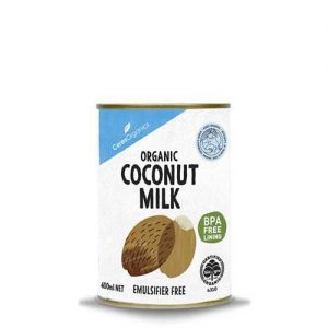 Ceres Organics Coconut Milk 400ML