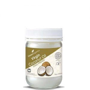 Ceres Organics Cold Pressed Coconut Oil Virgin 200ML