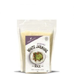 Ceres Organics Jasmine White Rice 500G