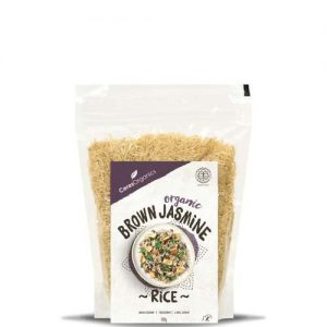 Ceres Organics Jasmine Brown Rice 500G