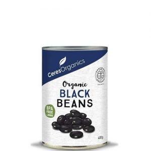 Ceres Organics Black Beans 400G