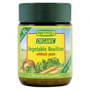 Rapunzel Vegetable Bouillon Yeast Free 160G