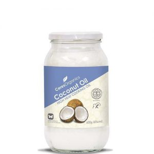 Ceres Organics Coconut Oil High Heat 600G