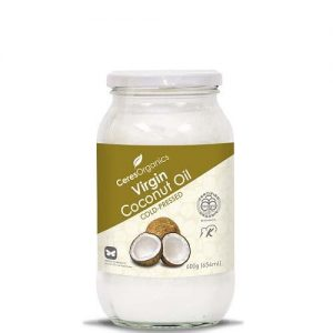 Ceres Organics Cold-Pressed Coconut Oil Virgin 600G