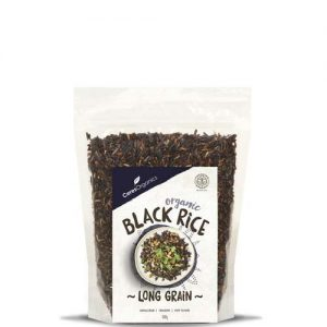 Ceres Organics Black Rice Long Grain 500G