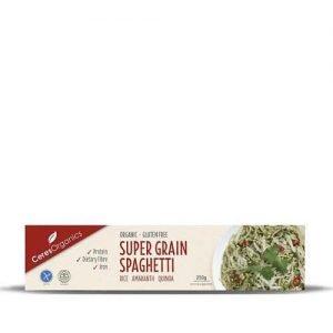 Ceres Organics Super Grain Spaghetti 250G
