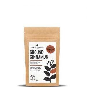 Ceres Organics Cinnamon Ground 100G
