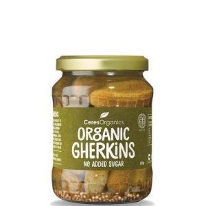 Ceres Organics Gherkins Organic 670G