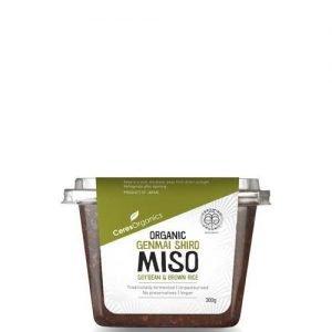 Unpasturised Genmai Shiro Brown Rice White Miso 300G