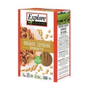Organic Explore Cuisine Spaghetti Soybean 200G