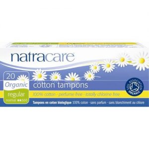 Natracare Tampons Regular  20