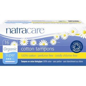Natracare Tampons Super Applicator 16