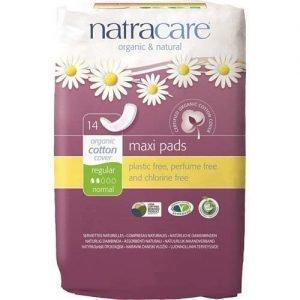 Natracare Pads 14 Regular