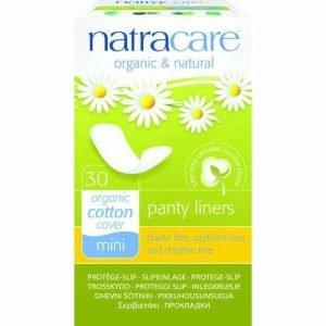 Natracare Liners 30 Mini