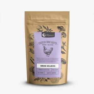 Nutra Organics Chicken Broth Mushroom 100G