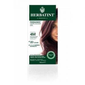 Herbatint Hair Colour Mahogany Chestnut 4M