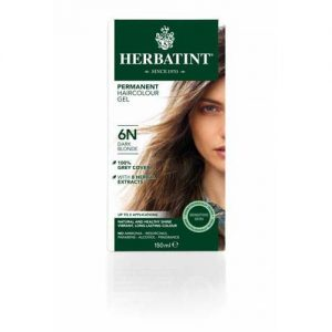 Herbatint Hair Colour Dark Blonde 6N 150ML