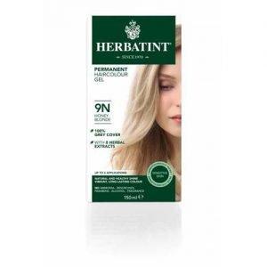 Herbatint Hair Colour Honey Blonde 9N 150ML