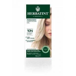 Herbatint Hair Colour Platinum Blonde 10N
