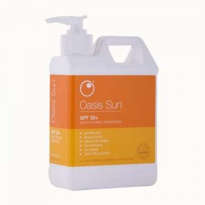 Oasis Sunscreen Spf30+ 500ML