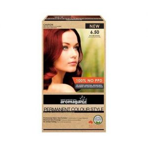 Aromaganic Hair Colour Rich Red 6.50