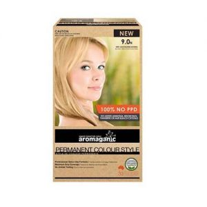 Aromaganic Hair Colour Very Light 9.0