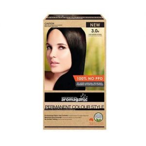 Aromaganic Hair Colour Brown 3.0