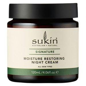 Sukin Restoring Night Cream 120ML