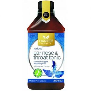 Harkers Ear Nose & Throat Tonic 250ML