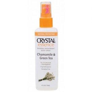 Crystal Essence Chamomile  Spray 118ML