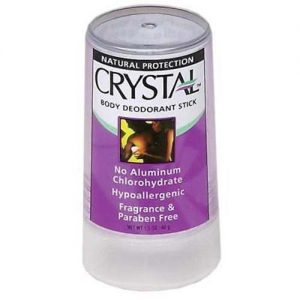 Natural Mineral Salts Crystal Essence Crystal Deo Stick 40G