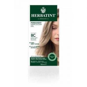 Herbatint Light Ashblonde 8C