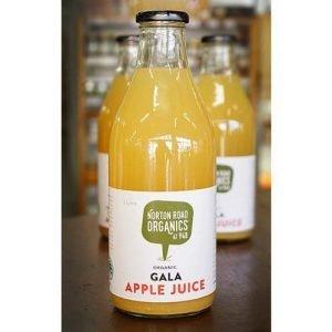 Norton Rd Organics Organic Gala Apple Juice 1Lt