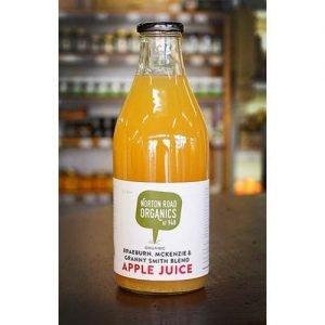 Norton Rd Organics Organic Apple Juice  Blend 1Lt
