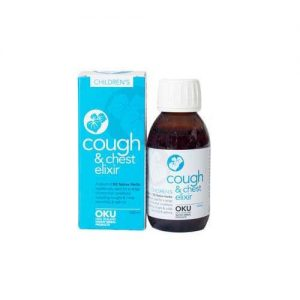 Oku Child Cough Chest Elixir 100ML
