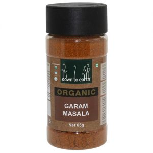 Down To Earth Curry Powder 85G