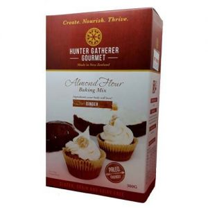 Hunter Gatherer Baking Mix Almond Flour Mix Ginger 300G