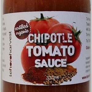 Te Horo Harvest Chipotle Tomato Sauce 330ML