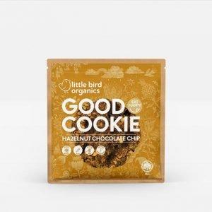 Little Bird Organics Hazelnut Chocolate Chip Good Cookie 70G