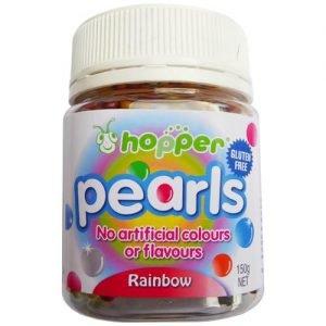 Hopper Rainbow Pearls 150G