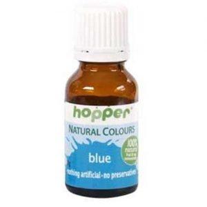 Hopper Natural Colouring Blue 20G
