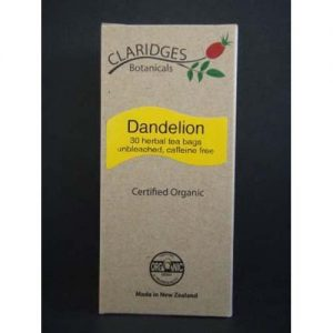Claridges Botanicals Dandelion Tea 30 Bags