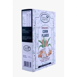 Down To Earth Corn Flakes 300G