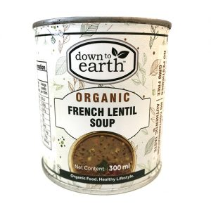 Down To Earth French Lentil Soup 300G