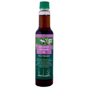 Down To Earth Sesame Oil Cold Pressed 500ML